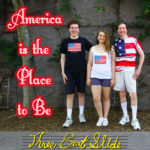 America is the Place to Be Album Art